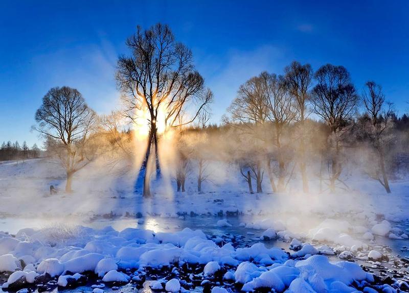 冬季呼伦贝尔两天一晚阿尔山旅游路线介绍