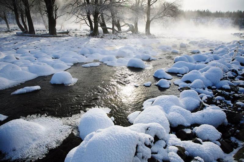 冬季呼伦贝尔两天一晚阿尔山旅游路线须知