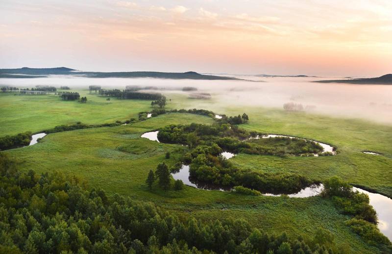 内蒙古大兴安岭汗马湿地列入国际重要湿地名录