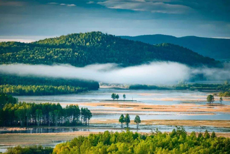 内蒙古大兴安岭汗马湿地列入国际重要湿地名录情况