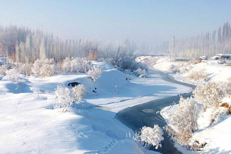3天2晚冬季呼伦贝尔、根河、冷极村旅游线路