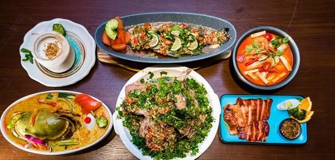 海拉尔泰铢泰式餐厅介绍