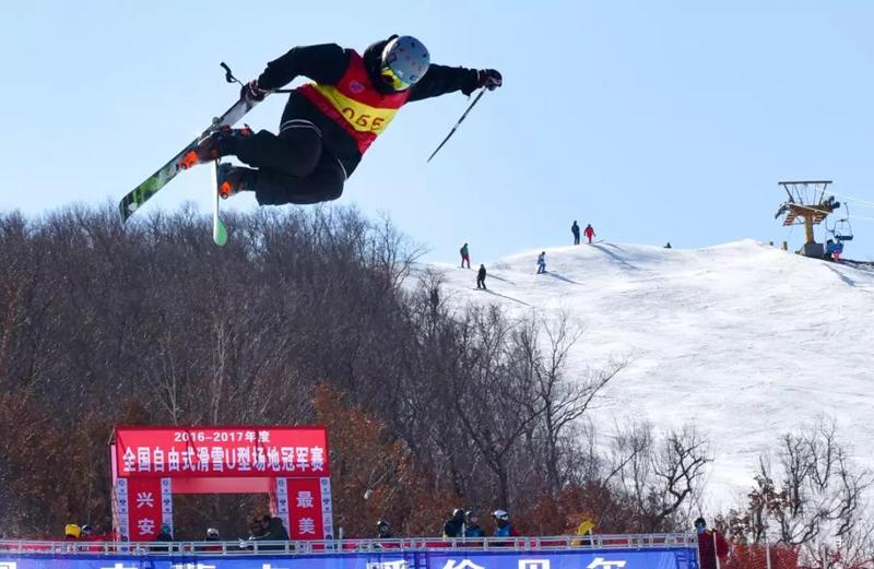 2018-2019年度扎兰屯全国滑雪四项冠军赛