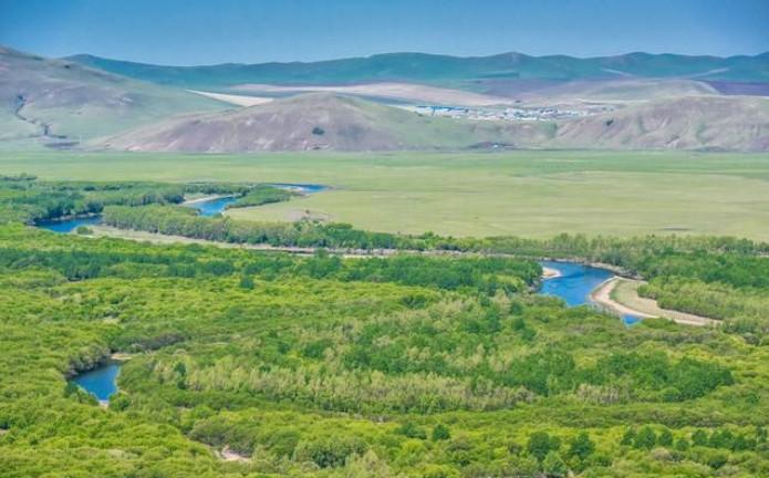 呼伦贝尔湿地旅游
