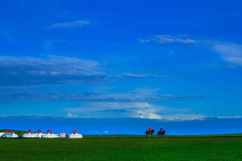 5天4玩呼伦贝尔-额尔古纳-室韦-满洲里北线旅游线路推荐
