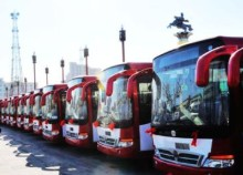海拉尔5路公交车线路说明