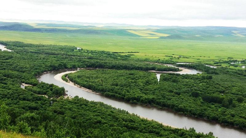 呼伦贝尔特色旅游景区额尔古纳湿地?
