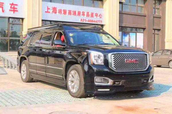 GMC豪华商务旅行租车图片