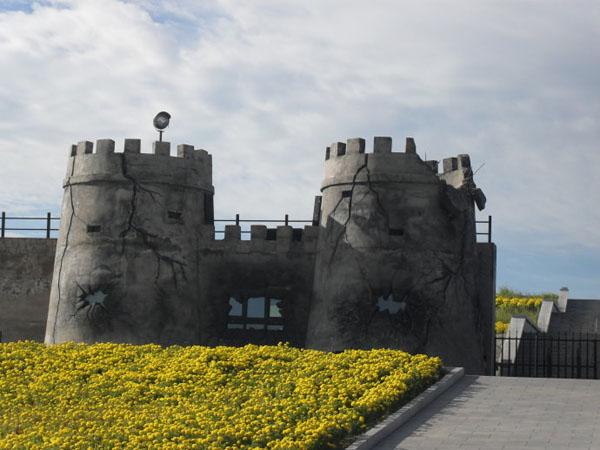 海拉尔要塞北山遗址图片