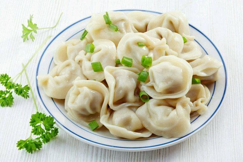 呼伦贝尔特色美食面食饺子