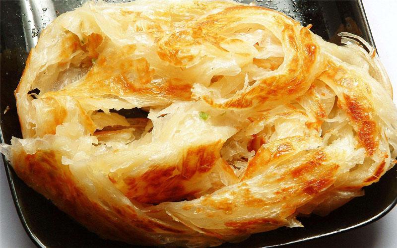 呼伦贝尔特色美食面食油饼