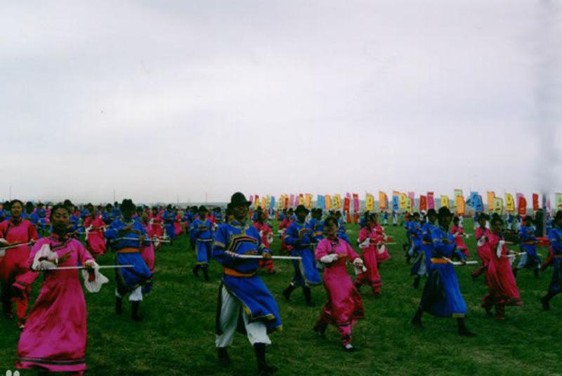 呼伦贝尔民俗文化伊慕额节