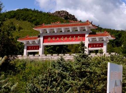 呼伦贝尔巴林旅游景点之喇嘛山国家森林公园