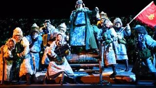 民族歌舞剧《我的乌兰牧骑》呼伦贝尔巡演时间及地点