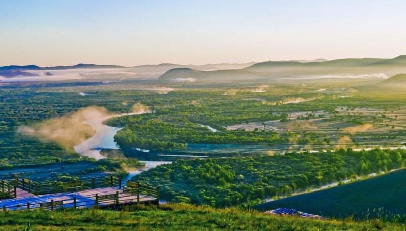 满洲里-黑山头-额尔古纳-海拉尔旅游线路