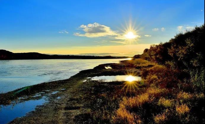 呼伦贝尔周边旅游小众景点乌苏里浅滩