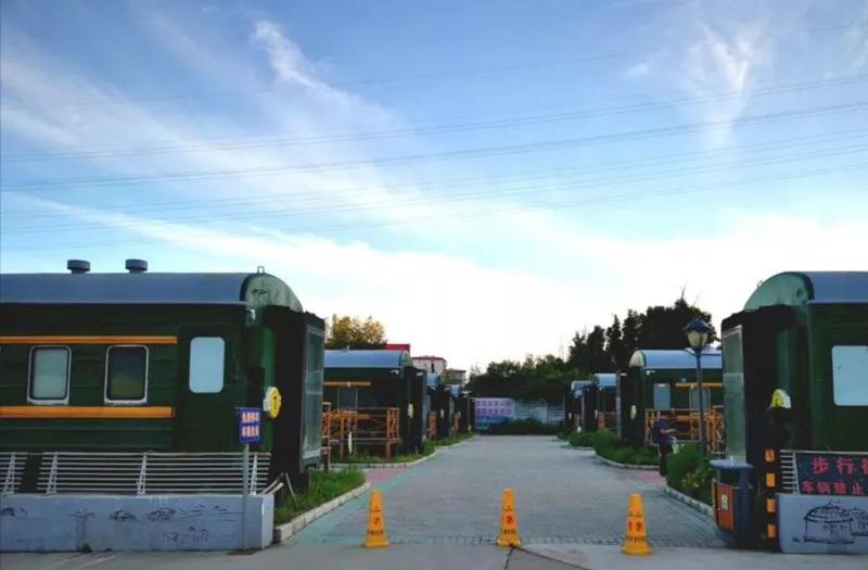 呼伦贝尔绿皮火车改造的酒店怎么样?多少钱攻略?