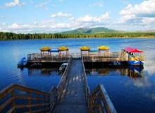 诺干湖景区新开工两个项目 呼伦贝尔全季旅游新发展