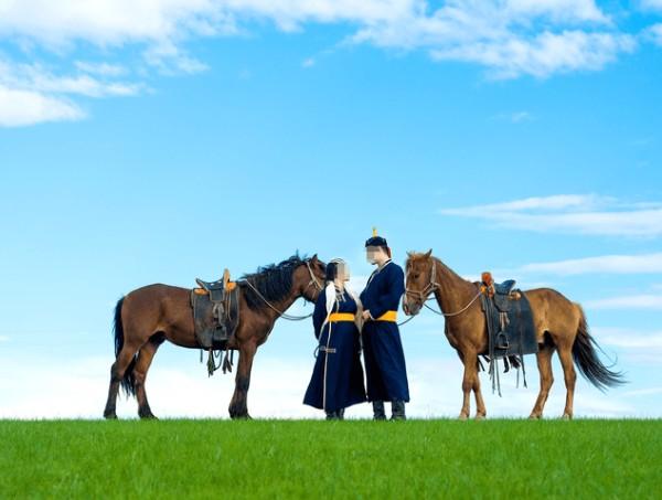 索登sodon蒙古摄影