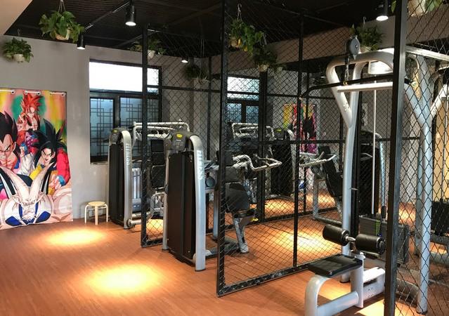 海拉尔菲特尼斯私人健身工坊