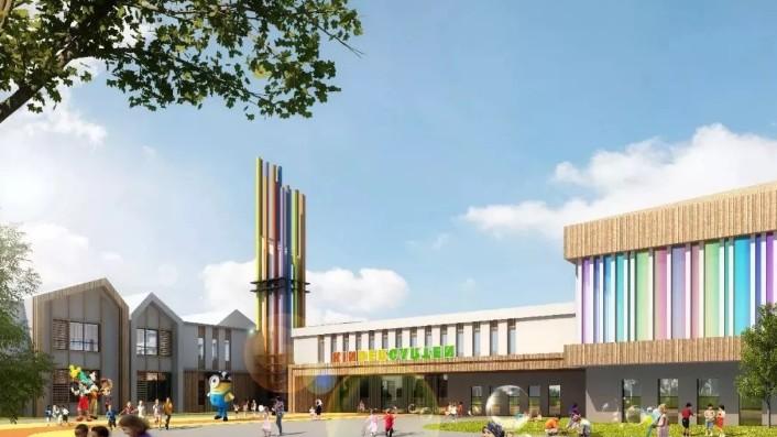 海拉尔第三、第四幼儿园、桃李学校位置及建成时间