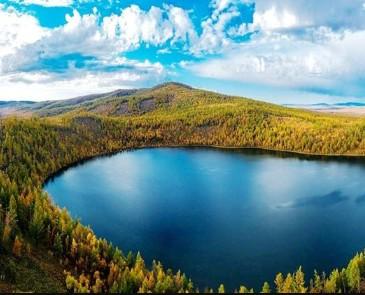 真惠玩秋季阿尔山国家森林公园两日游