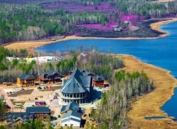 达尔滨湖国家森林公园旅游攻略
