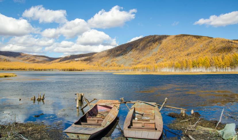秋季呼伦贝尔一路向北七日游线路