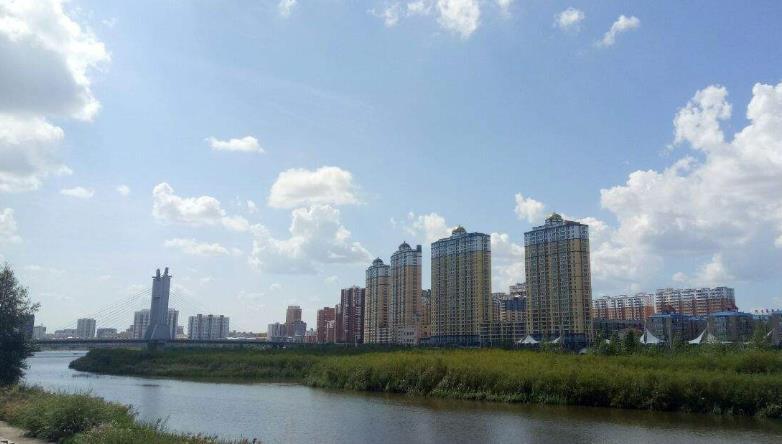 海拉尔伊敏河公园