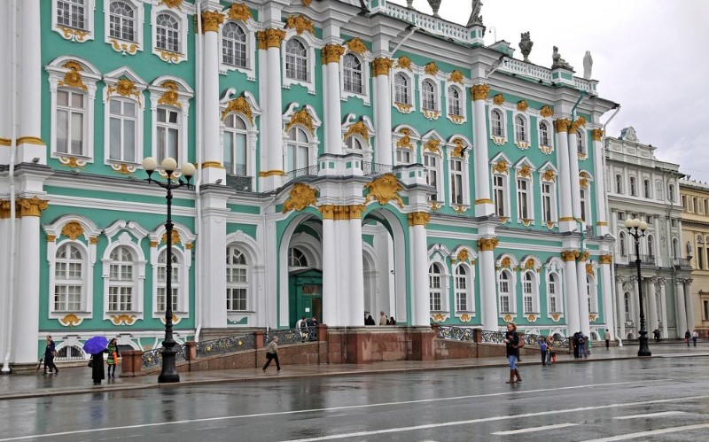 从呼伦贝尔去俄罗斯旅游