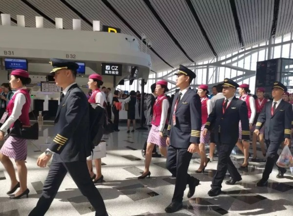 扎兰屯即将实现与祖国首都的空中连接