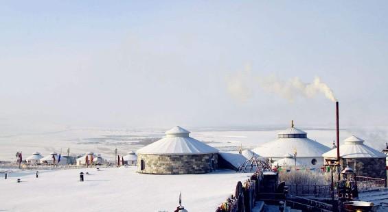 呼伦贝尔北线冬季四日游线路