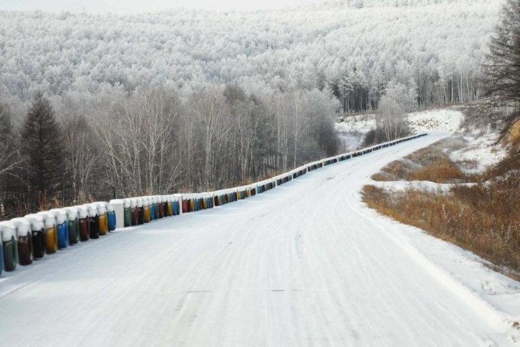 呼伦贝尔北线冬季四日游