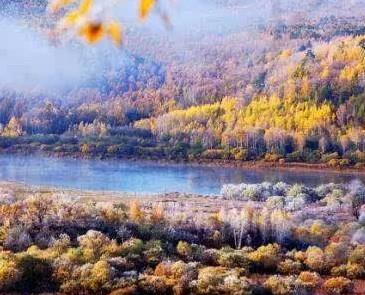 呼伦贝尔奇乾村—带给你宁静的世外桃源
