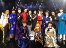 呼伦贝尔民族歌舞剧院独唱演员敖丽芳