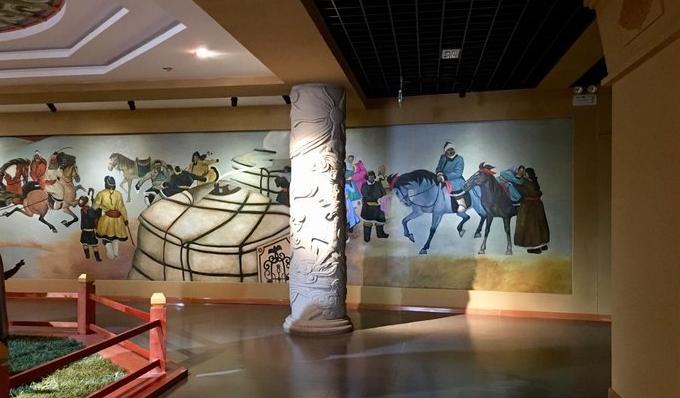 新巴尔虎右旗巴尔虎博物馆