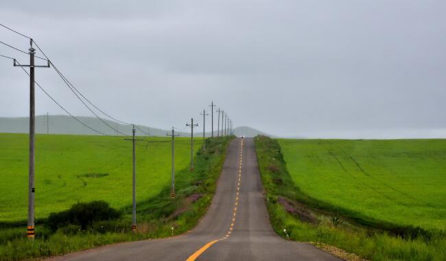 中国最美的边防公路