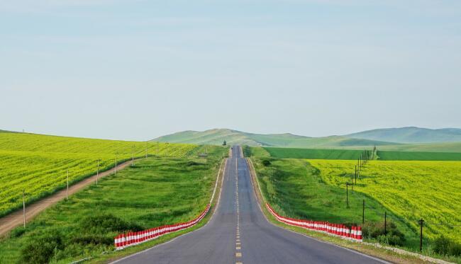 中国最美的边防公路介绍