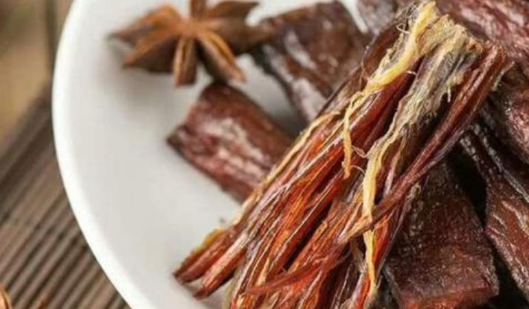 呼伦贝尔牛肉干好吃吗?