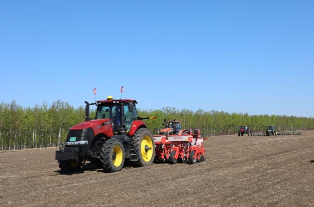 扎兰屯是怎么推进现代农业产业体系建设