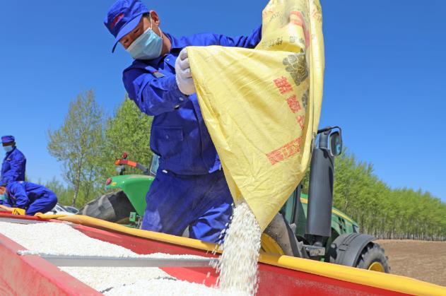 扎兰屯推进现代农业产业体系建设