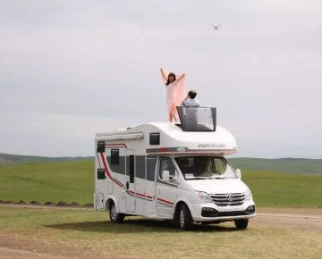 呼伦贝尔大草原房车旅游怎么样?