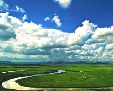 额尔古纳河·乌兰山景区介绍