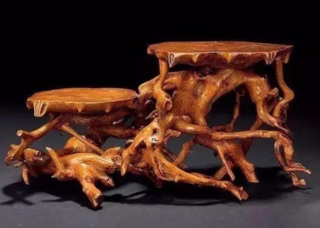 呼伦贝尔特产介绍之木雕